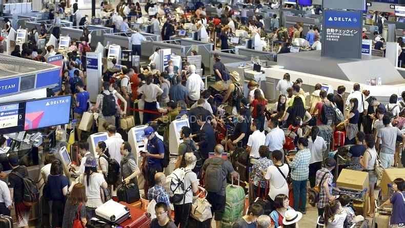 インバウンド観光客の増加と白人女性にあふれる日本