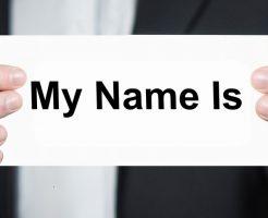 白人女性との出会いサイト|どんなニックネームを使うべき?