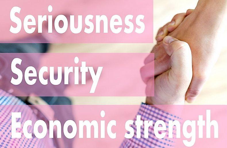 プラチナ会員の本当のアピールポイントは真剣さと安心感、そして経済力